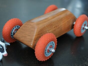cool wooden car toy