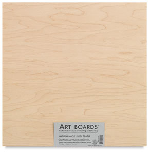 maple art board