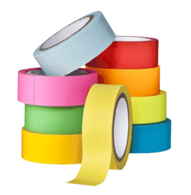 target colored tape set