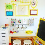 Art Corner Inspiration for Your Kids