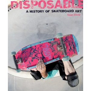 skateboard art book