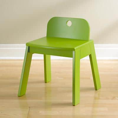 land of nod kids' chair
