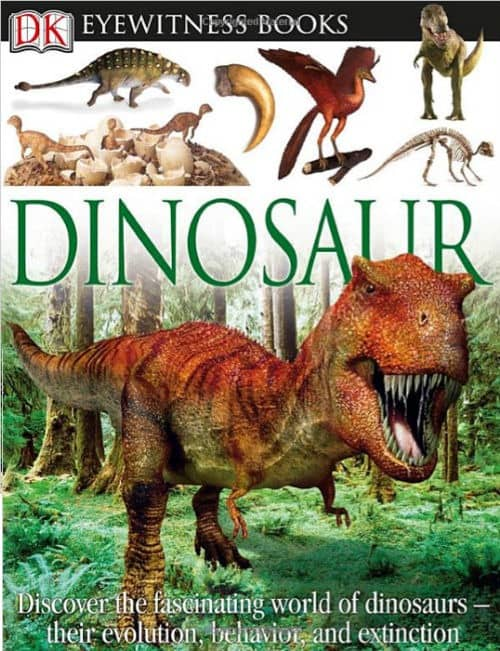 Books About Paleontology For Kids