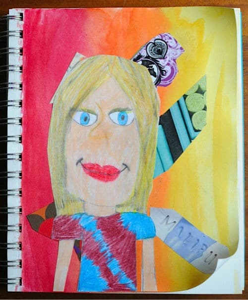 self_portrait_in_art_kit_journal