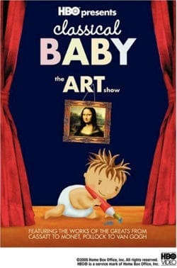classical baby art show