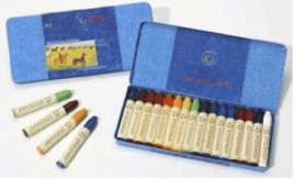stockmar beeswax stick crayons