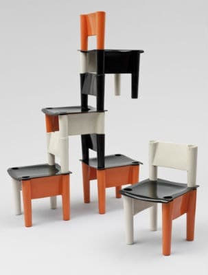 plastic modular chairs