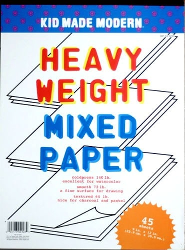 heavy weight paper