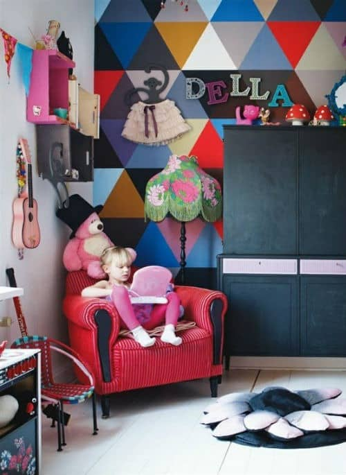 beautiful girl's bedroom
