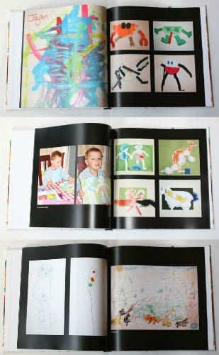 kid art book