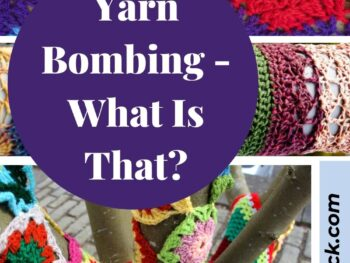Yarn Bombing - What Is That