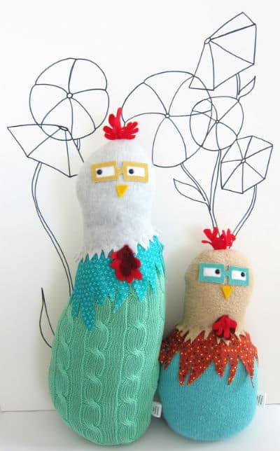 chickenstogether from Clever Chickens