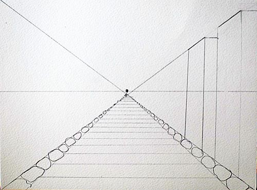 Perspective drawing project artchoo com
