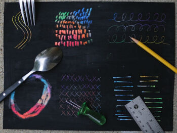 scratch board tools