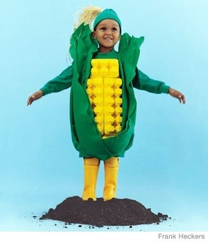 corn costume from Parenting.com