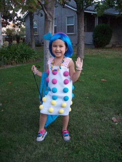 dot candy costume from Babble