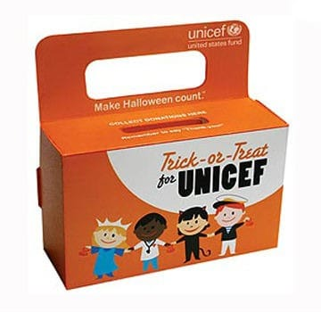 original unicef box