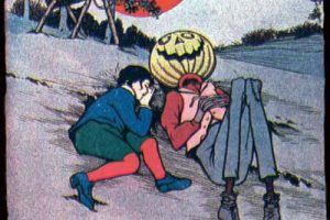Jack Pumpkinhead and Sawhorse