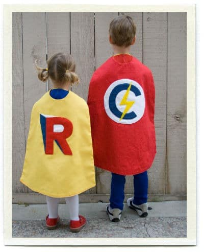 Superheroes by Brooke Reynolds from Inchmark