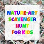 Nature-Art Scavenger Hunt