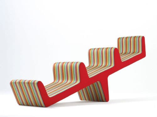 seesaw by Louise Campbell