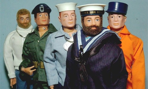 Toys of the 1960s