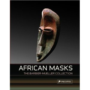 african masks book