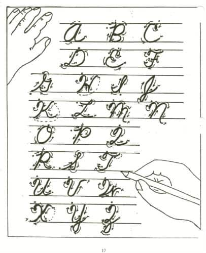 Is Cursive Handwriting Important to Learn? • Craftwhack