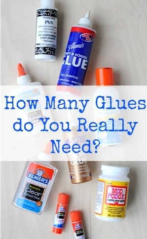 types of glue