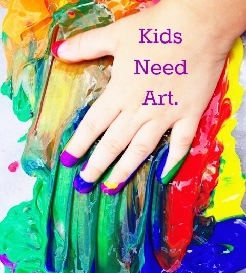 The Importance of Art Education. Kids need art! Artchoo.com