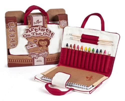 Travel toys and activities for kids from Artchoo.com