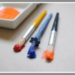 Easy Art Projects: Paint Blotting With Preschoolers