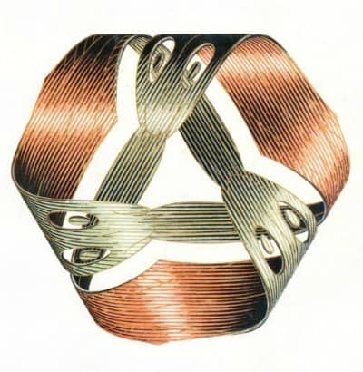 Escher Moebius Strip1 • Artchoo.com