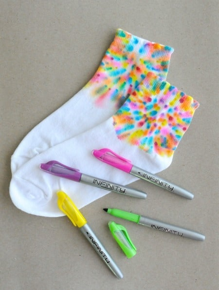 Middle or High School Art Project: Permanent Marker Shape ...