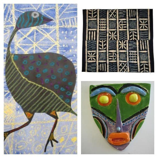 African Art Projects Roundup