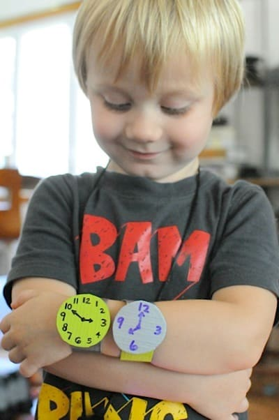 Duct tape watches project • Artchoo.com