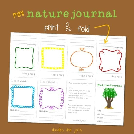 nature journal preview