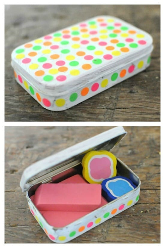 10 Back To School Crafts Using School Supplies • Artchoo.com