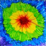 Let's Make a Crayon Painting • Crayon Art Projects