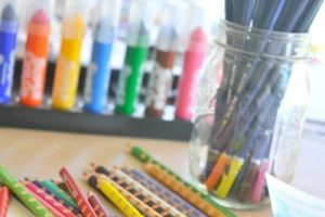 eco art materials from Stubby Pencil Studio