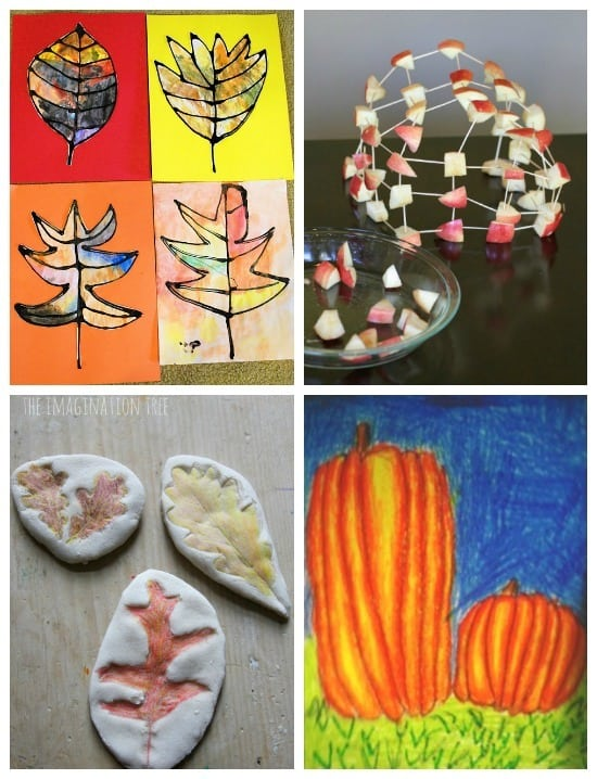 Fall art projects for kids • Artchoo.com
