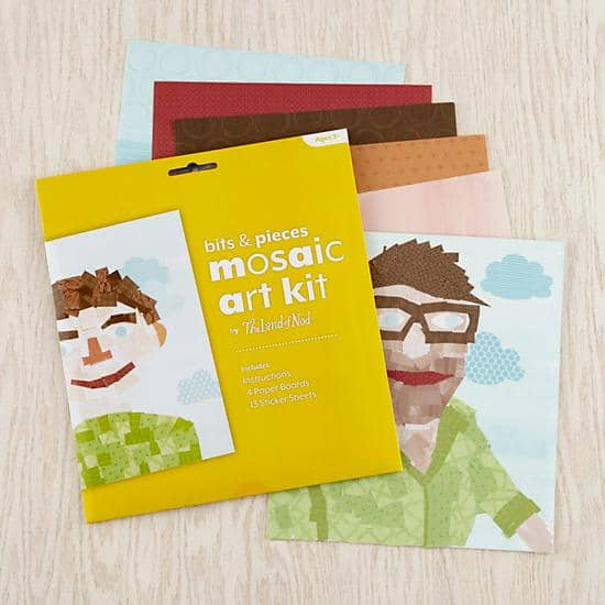 Ultimate gift guide 7 art kits your creative kids will love for Craft bits and pieces