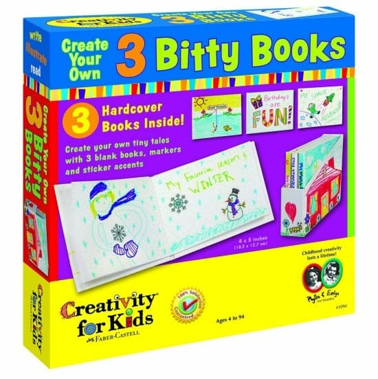 mini books kit