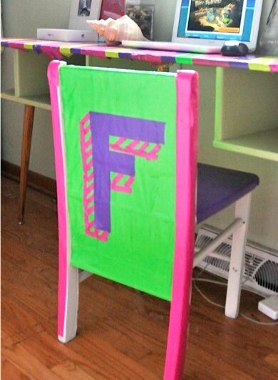 duct tape chair • Artchoo.com