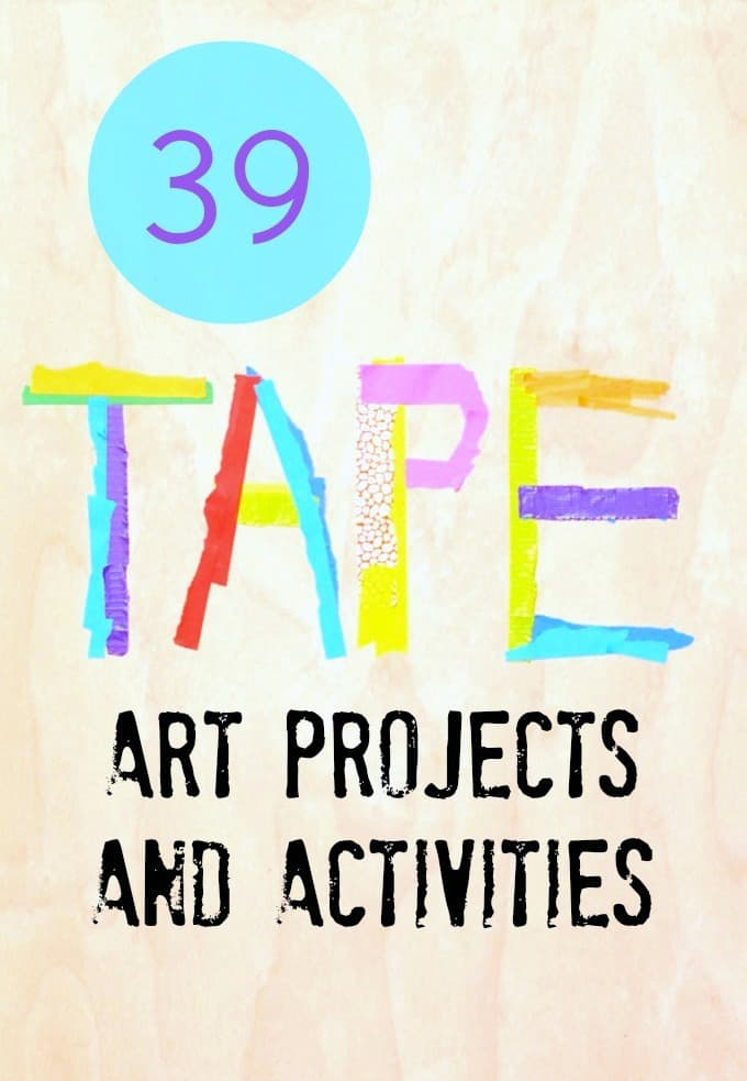 Cool tape projects