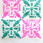 Printmaking With Foam Stickers