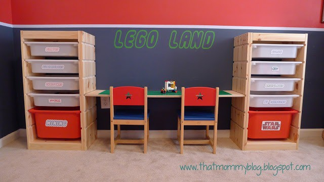 5 Awesome DIY Lego Tables • Craftwhack