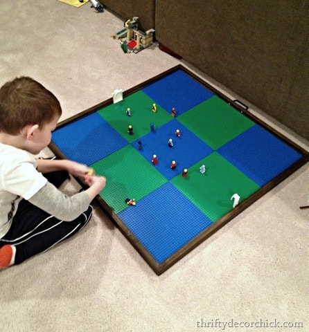 Awesome Diy Lego Tables Craftwhack