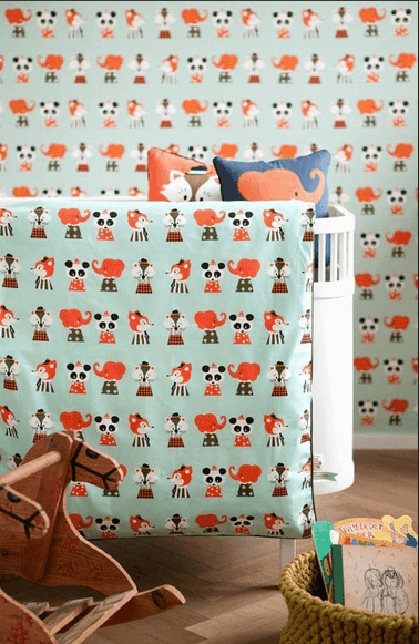 cute kid bedding