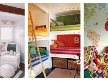 cool walls for kids